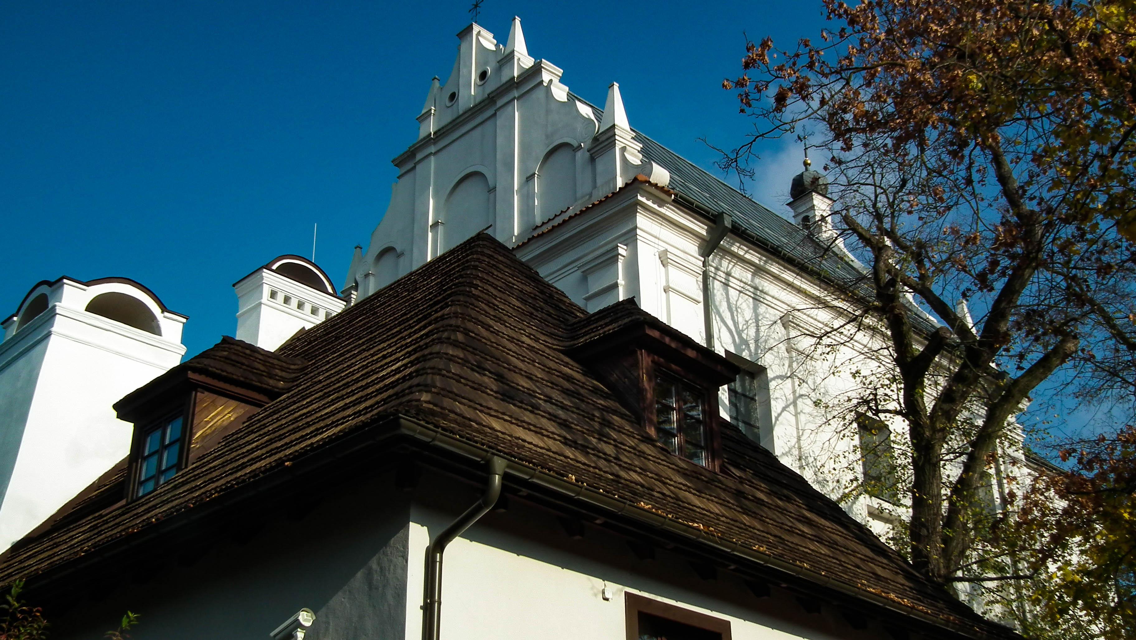 Kazimierz Dolny, kościół św. Anny
