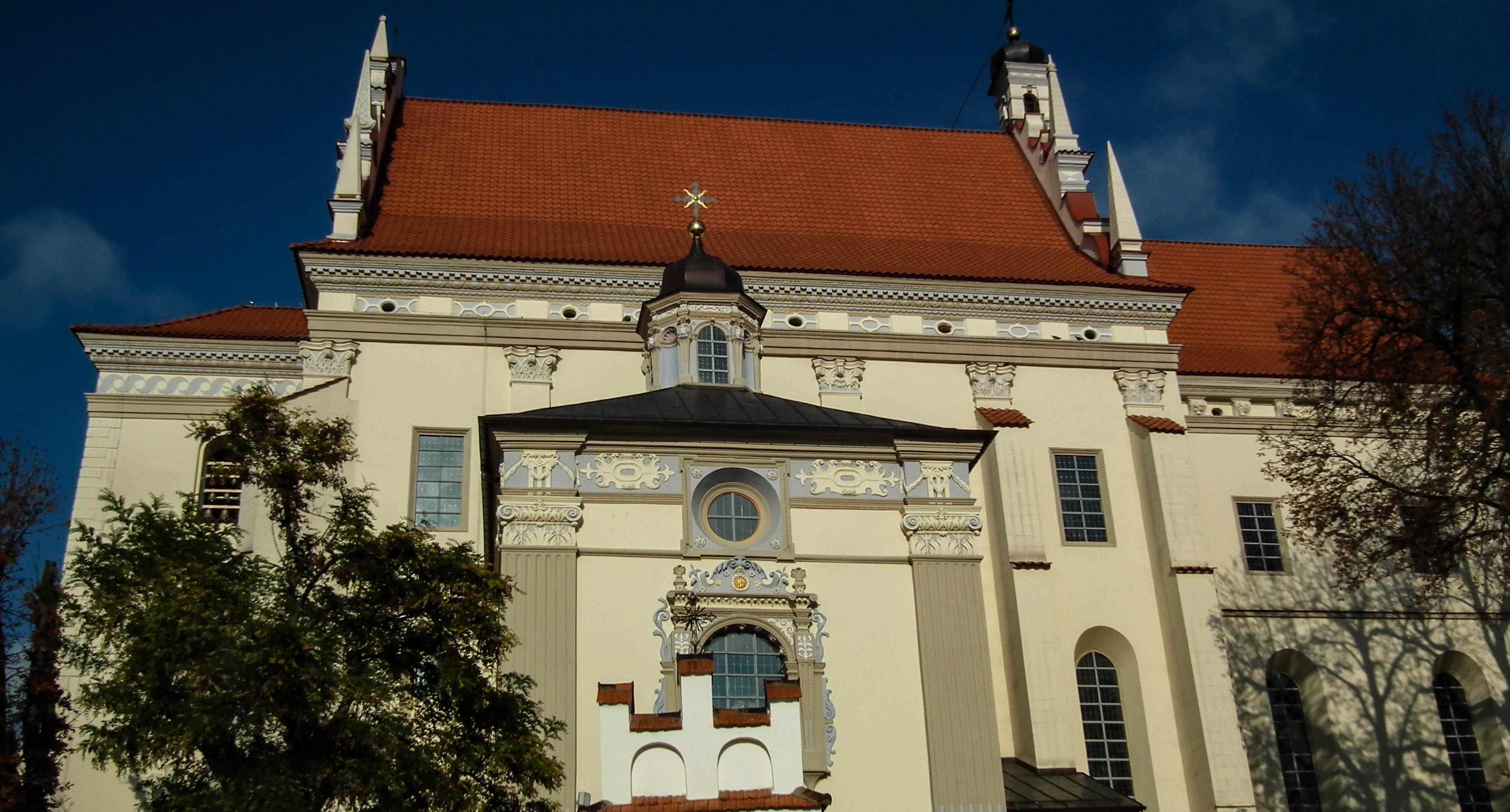 Kazimierz Dolny, kościół Farny