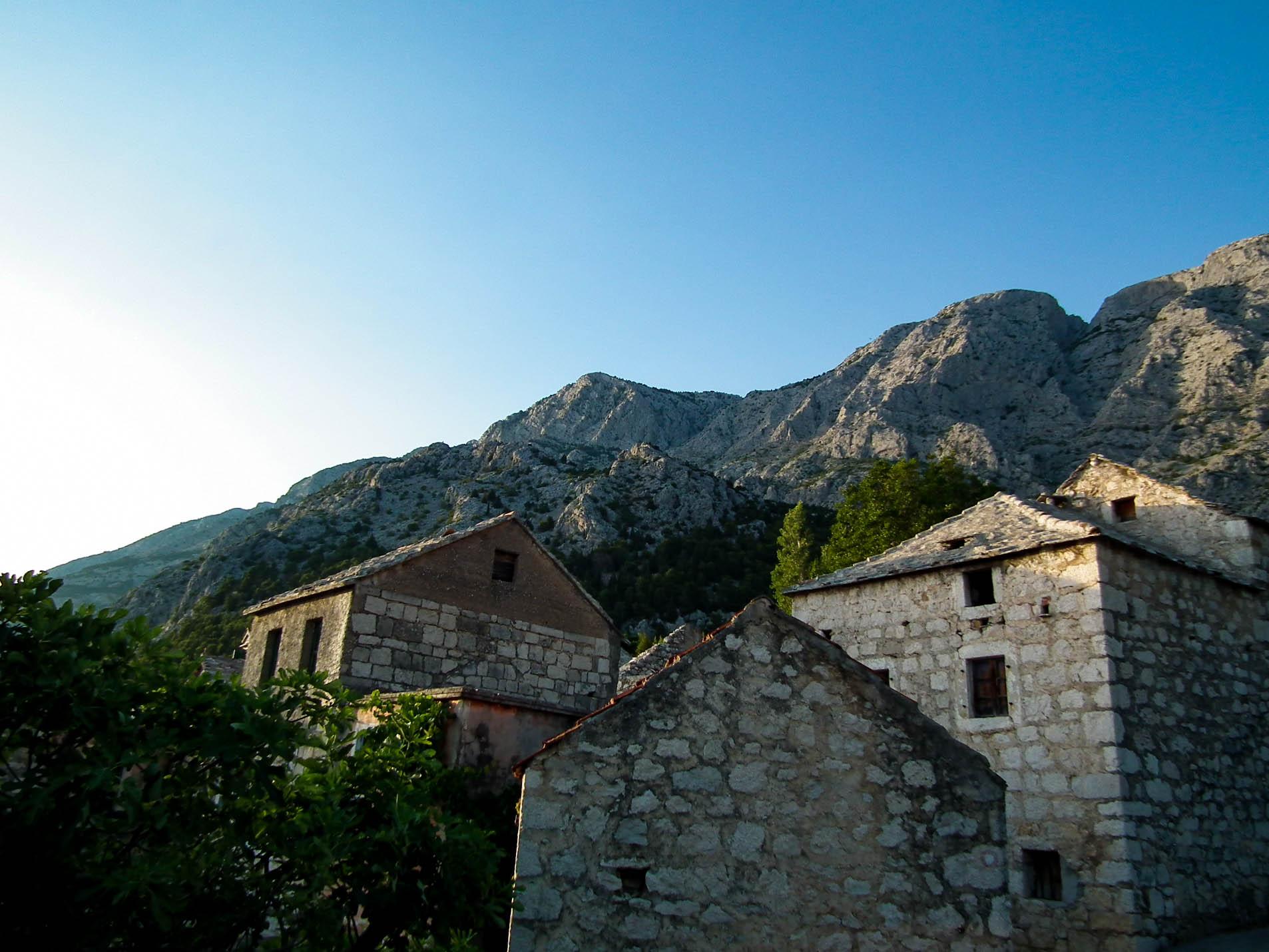 Chorwacja, Wybrzeże Makarskie