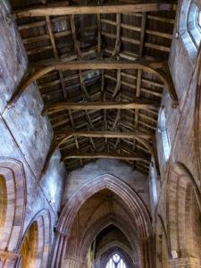 Szkocja. Stirling, Kościół Holy Rude