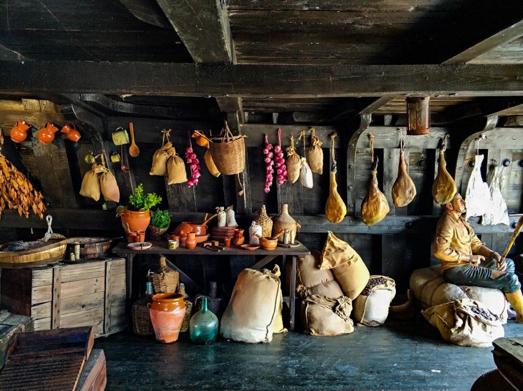 repliki statków Kolumba, Huvelia, Andaluzja, Hiszpania
