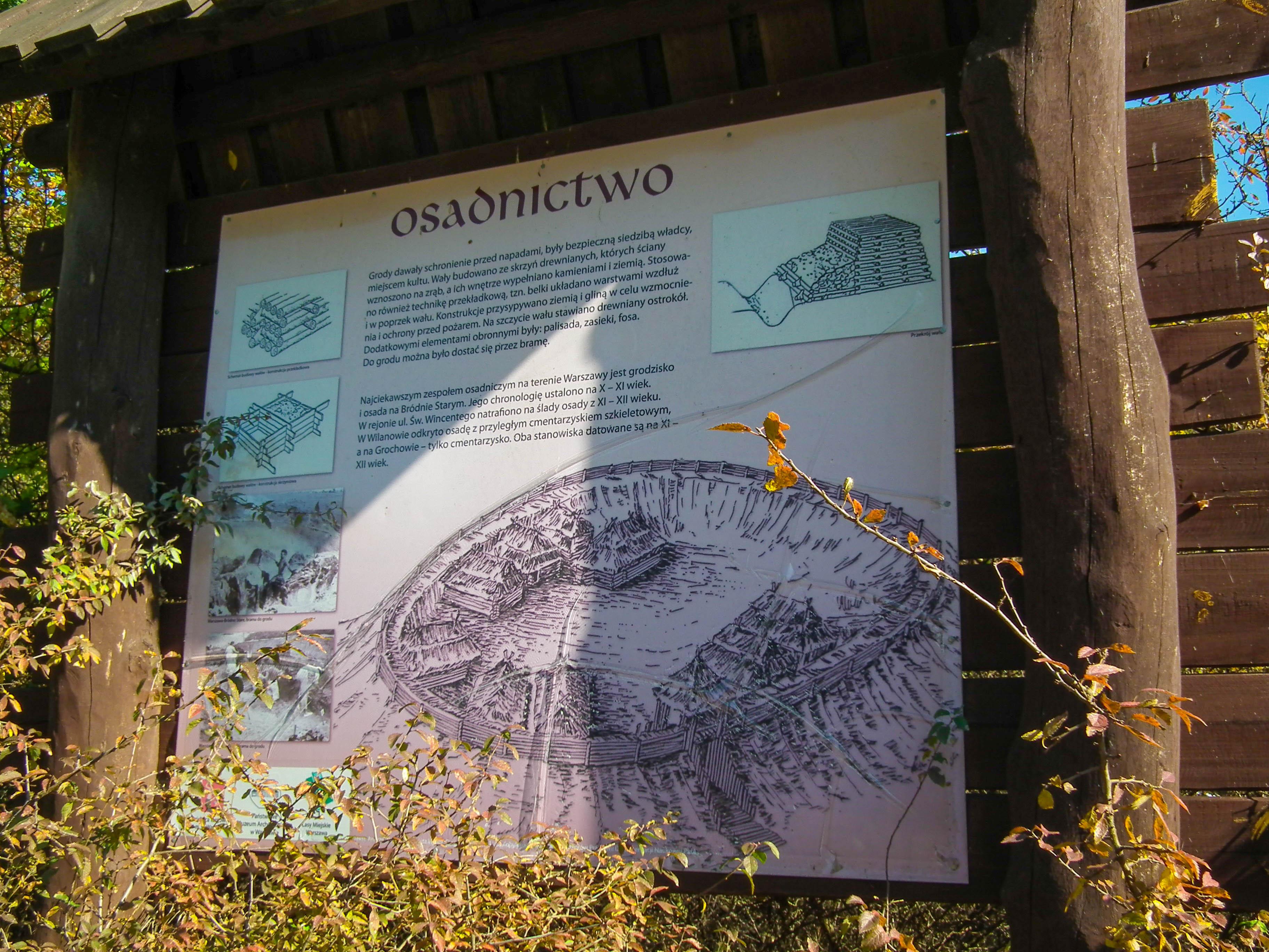 Warszawa, Las Bródnowski