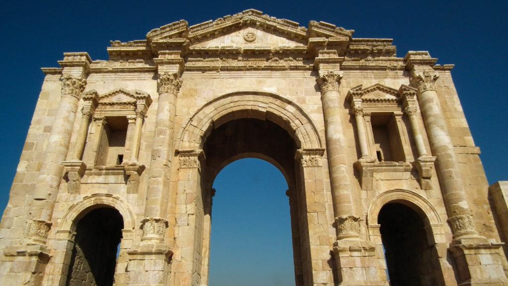 Dżarasz, Jordania