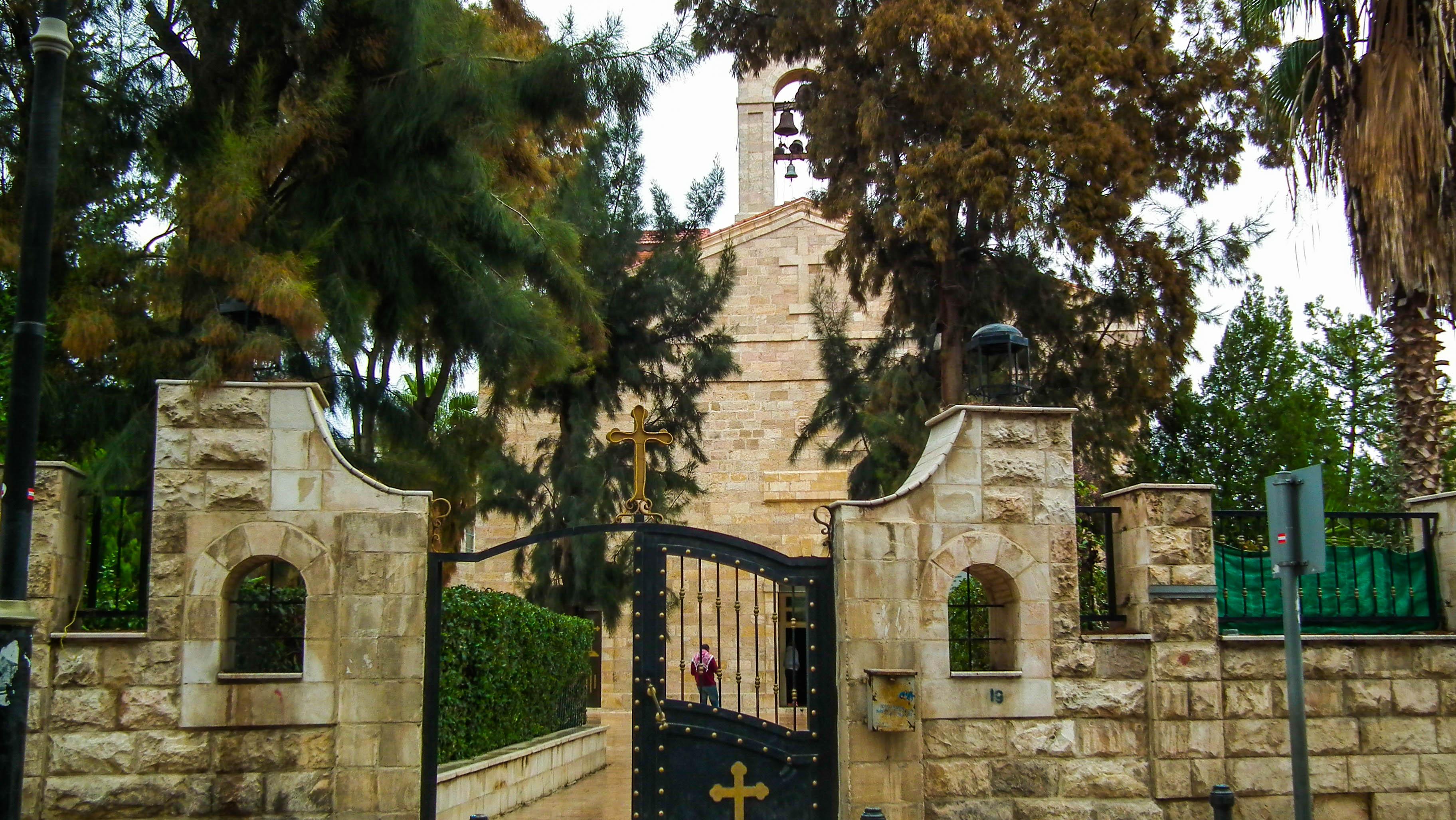 Jordania, Madaba