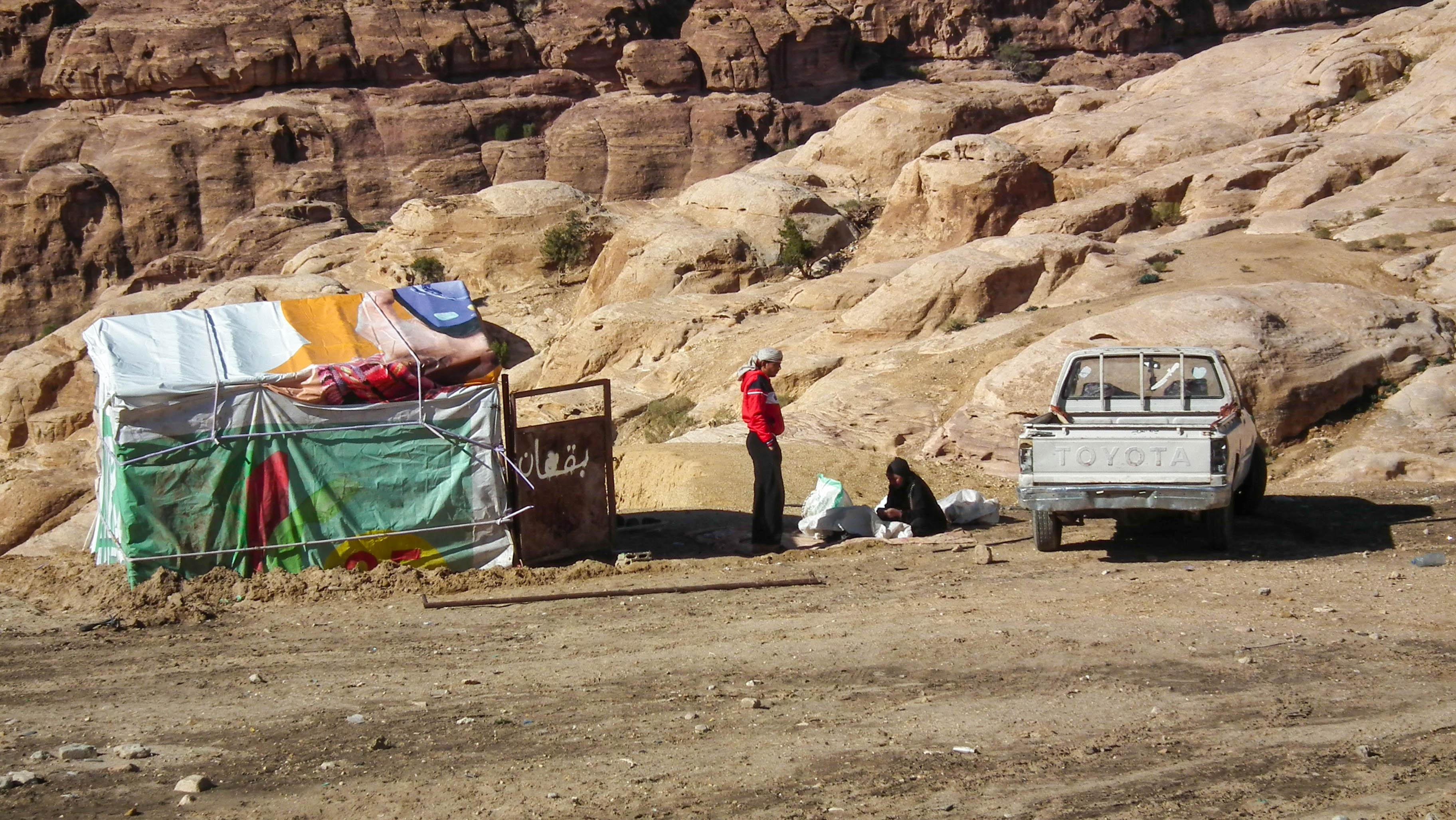 Jordania, Wadi Musa