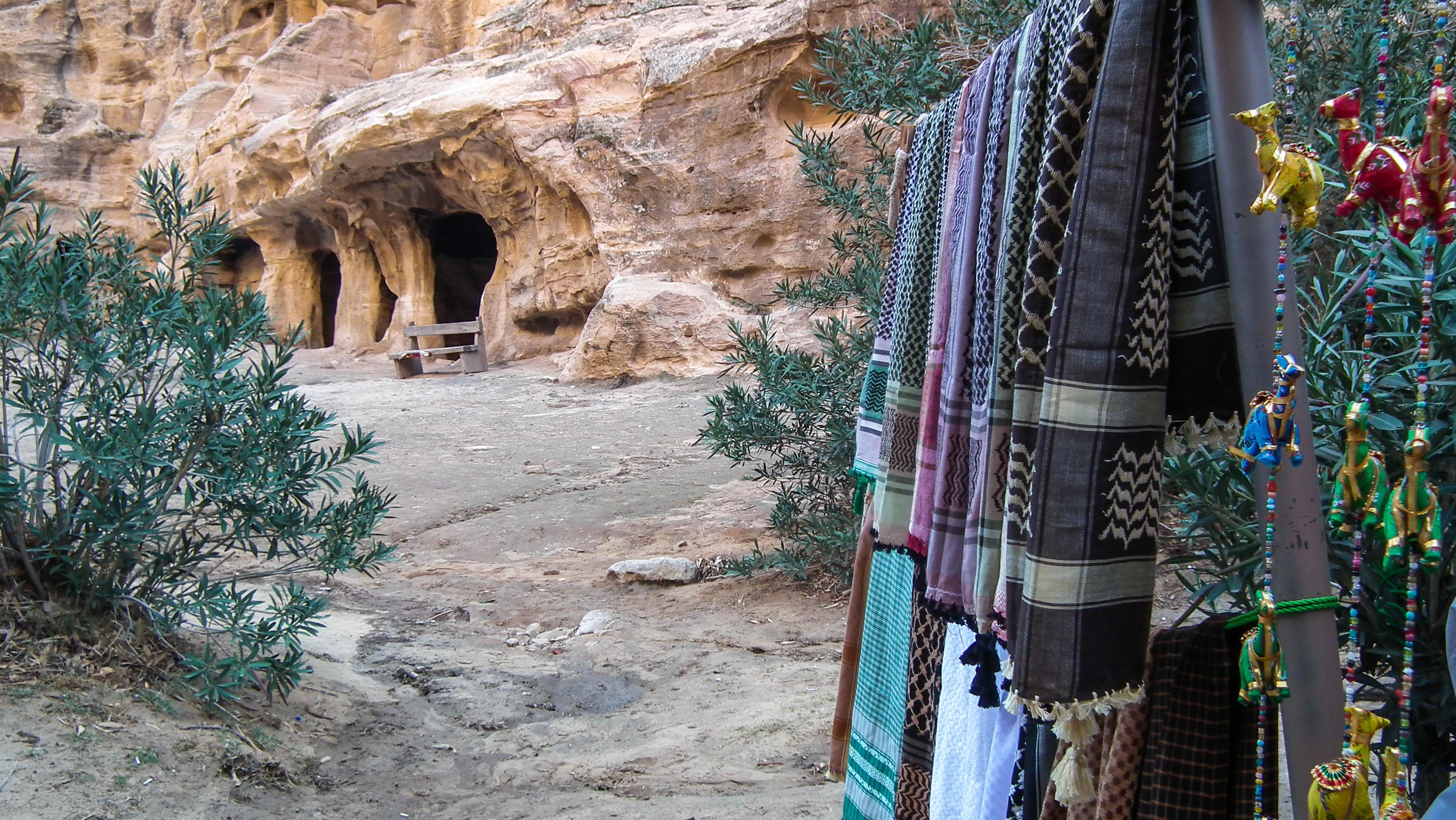 Jordania, Mała Petra