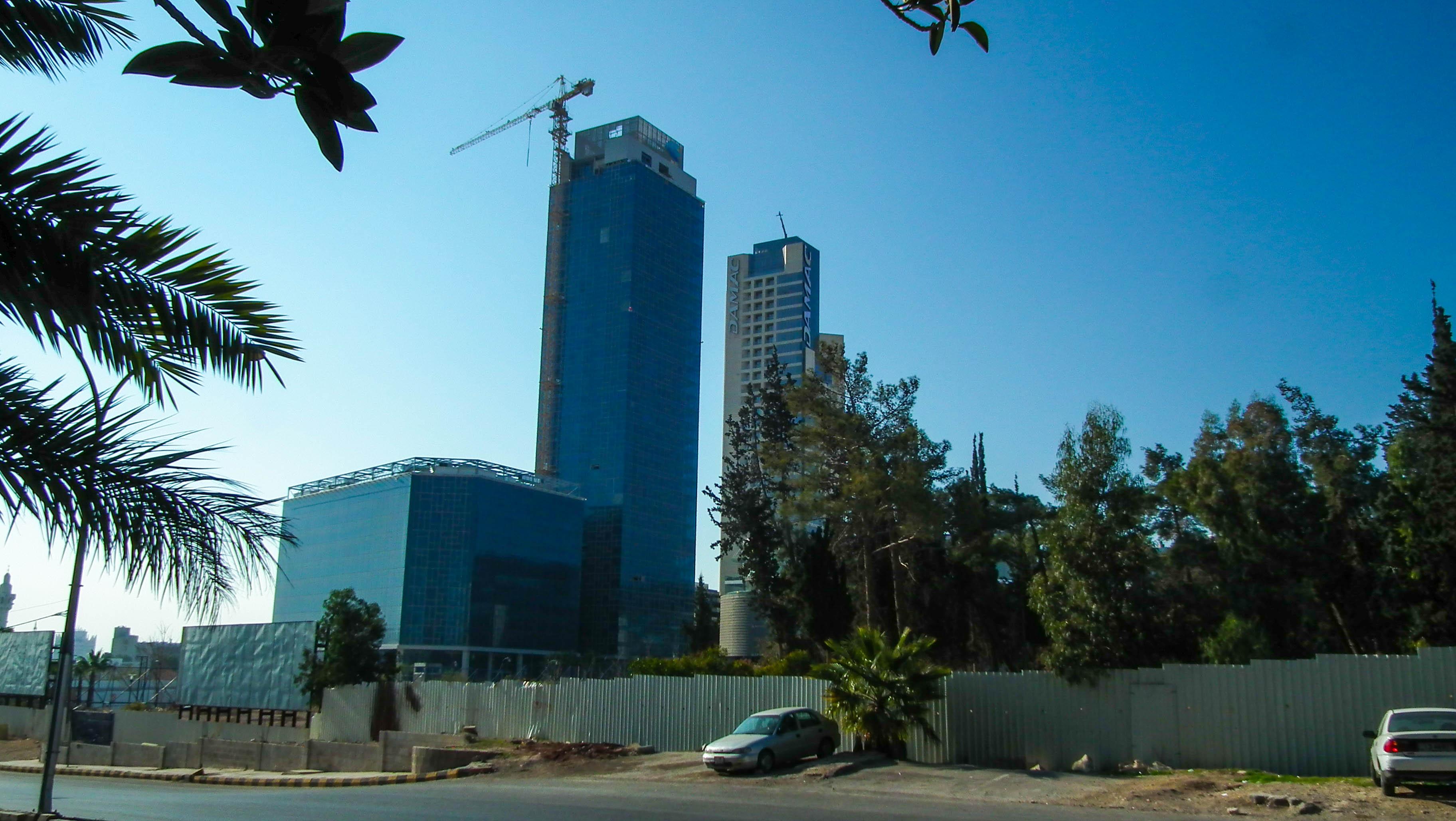 Jordania, Amman