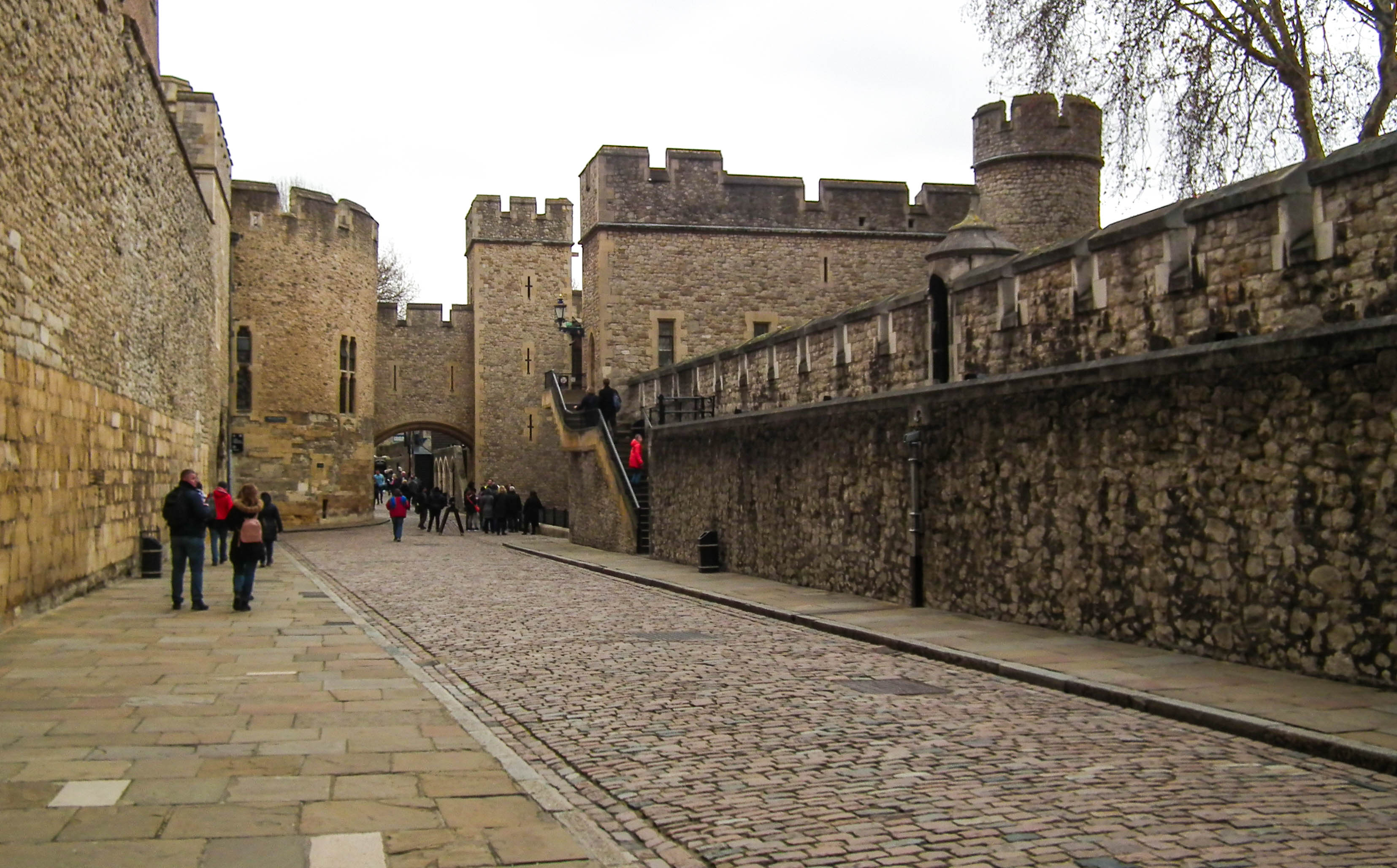 Londyn, Tower of London