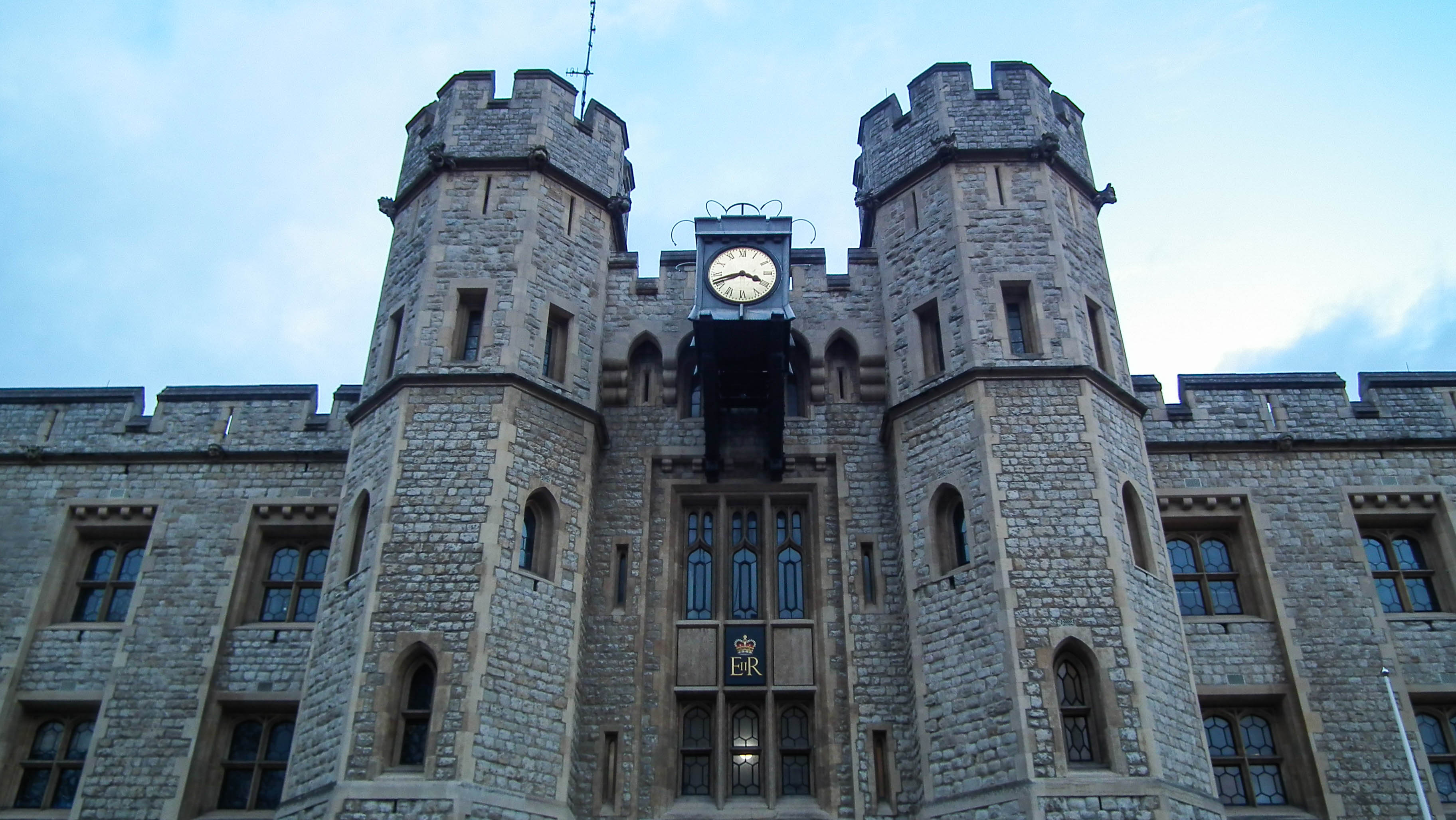Londyn, Tower of London, Jewel House
