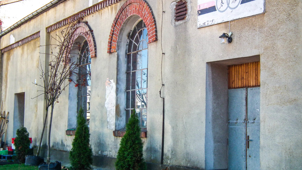 Zbrojownia nr 2 Warszawa