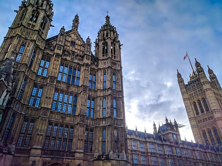 Pałac Westminsterski, Londyn