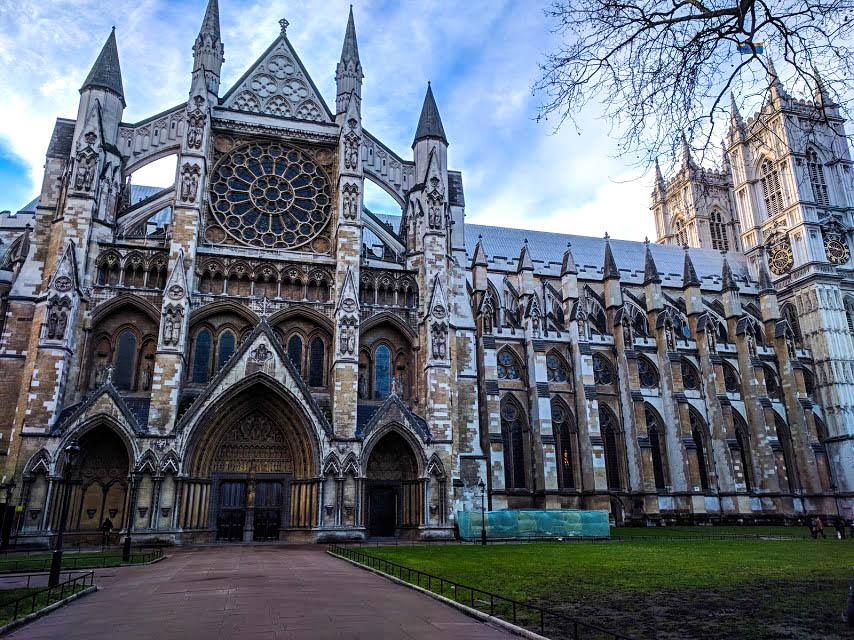 Opactwo Westminsterskie, Londyn