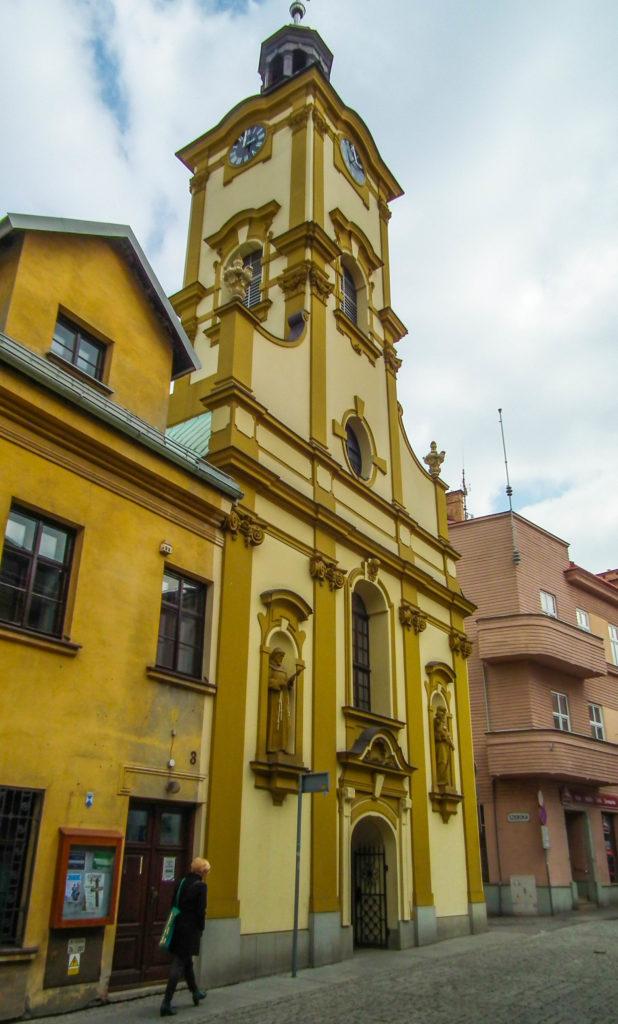 Kościół Rzymskokatolicki Pw. Świętego Krzyża