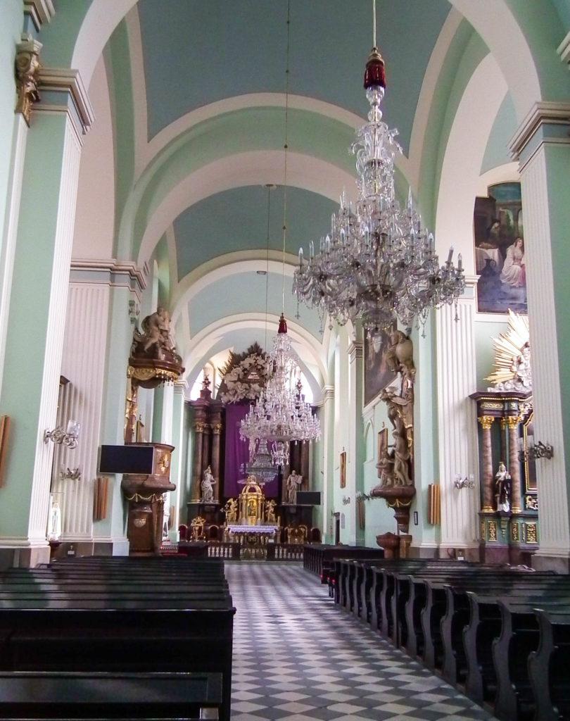 Kościół pw. św. Marii Magdaleny