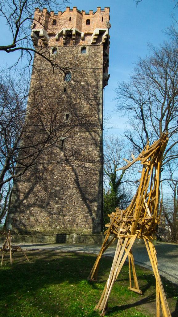 Góra Zamkowa w Cieszynie, Wieża Piastowska