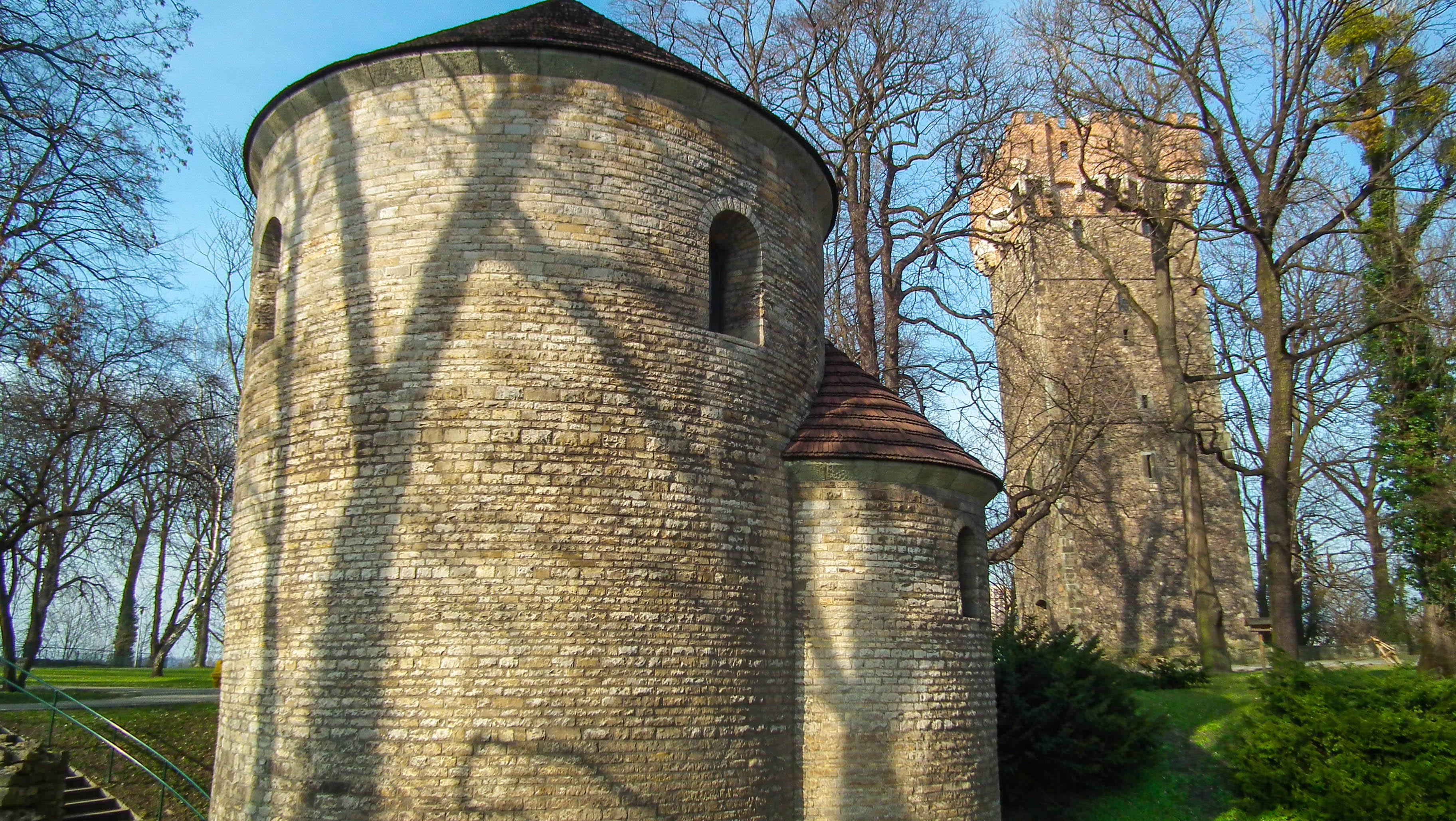 cieszyn, rotunda św. Mikołaja