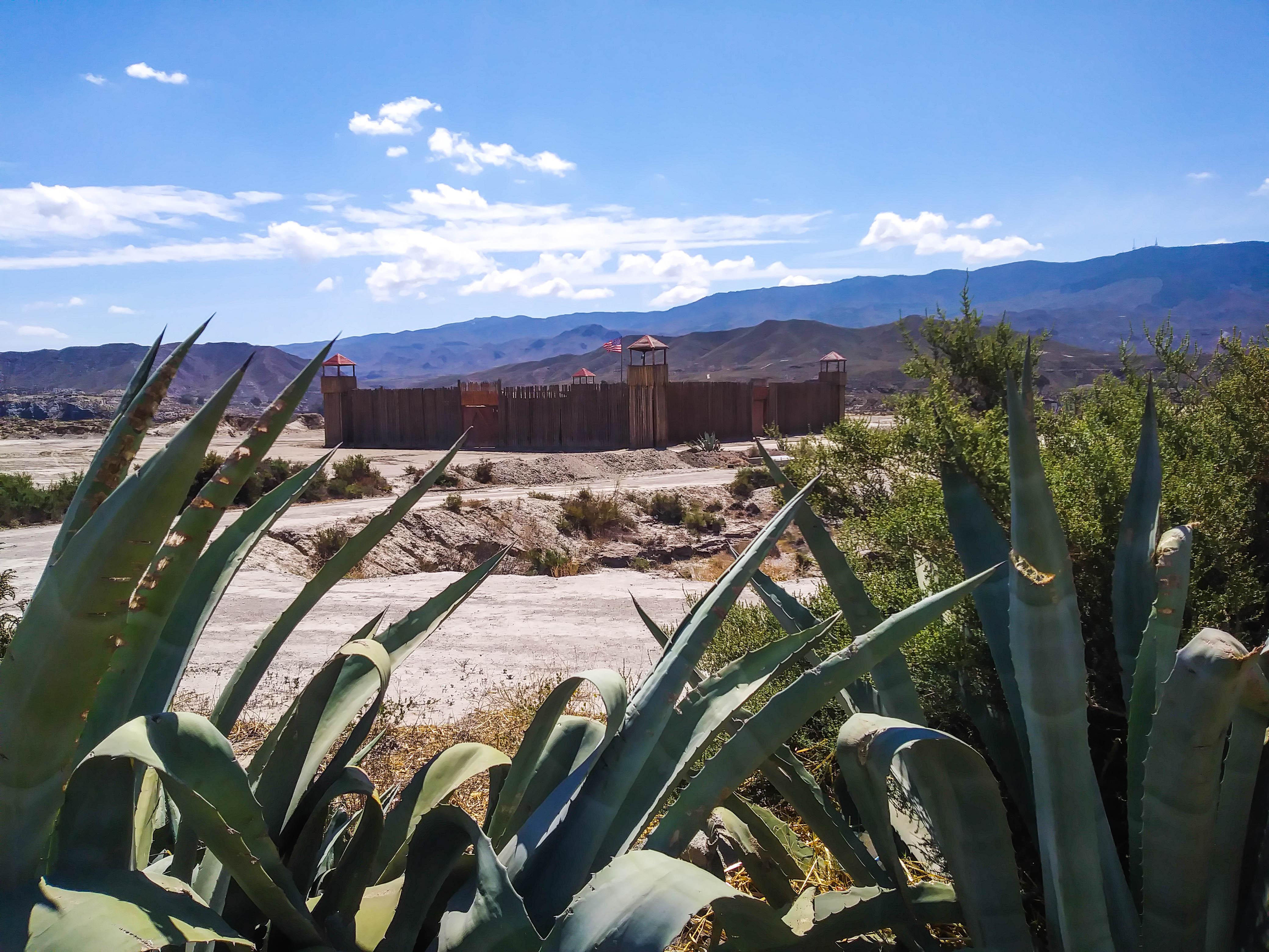 pustynia Tabernas