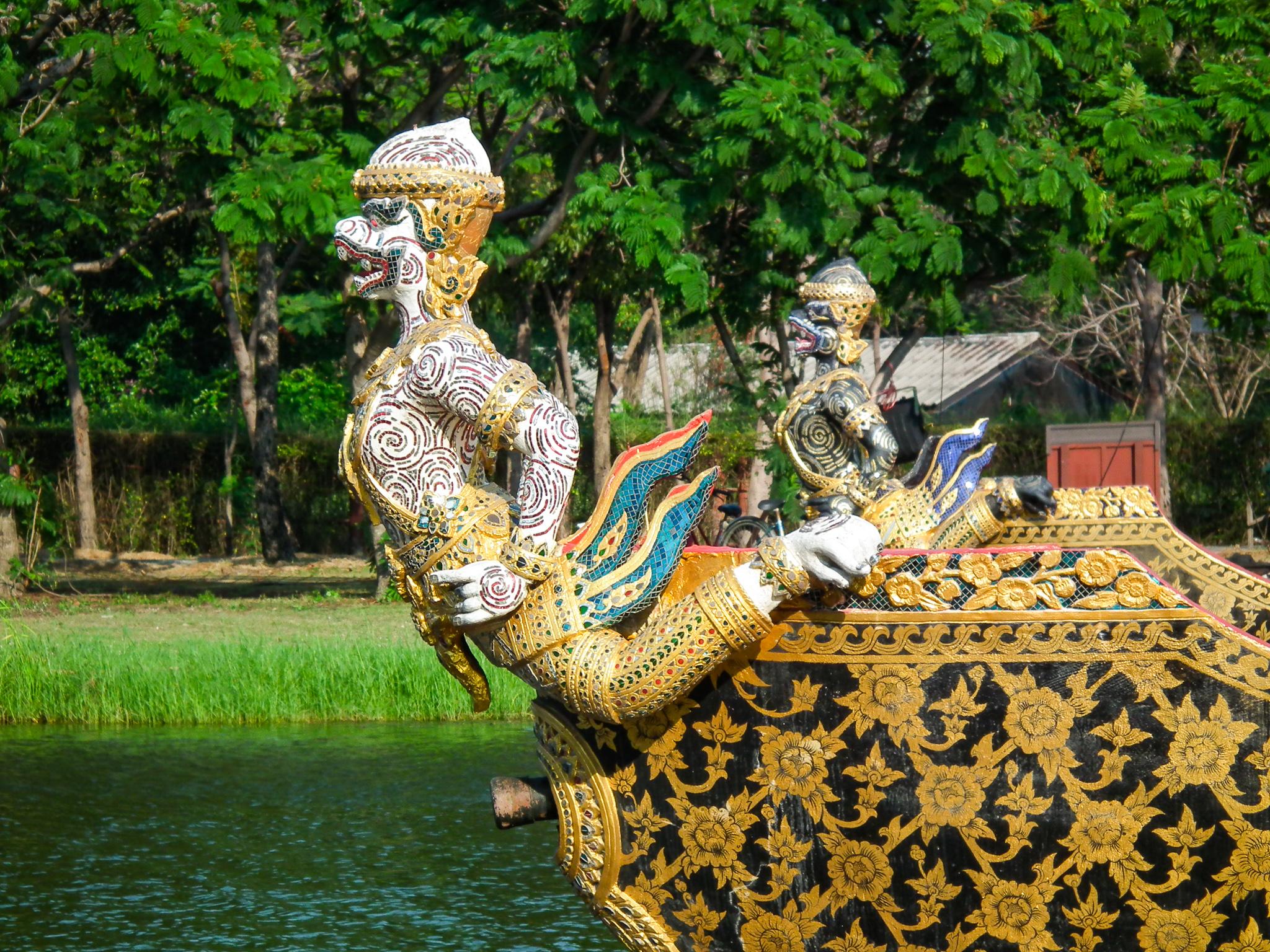 łodzie królewskie