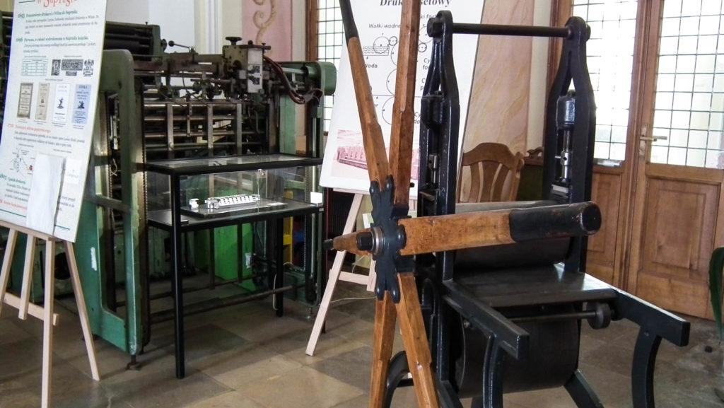 Muzeum Sztuki Drukarskiej i Papiernictwa