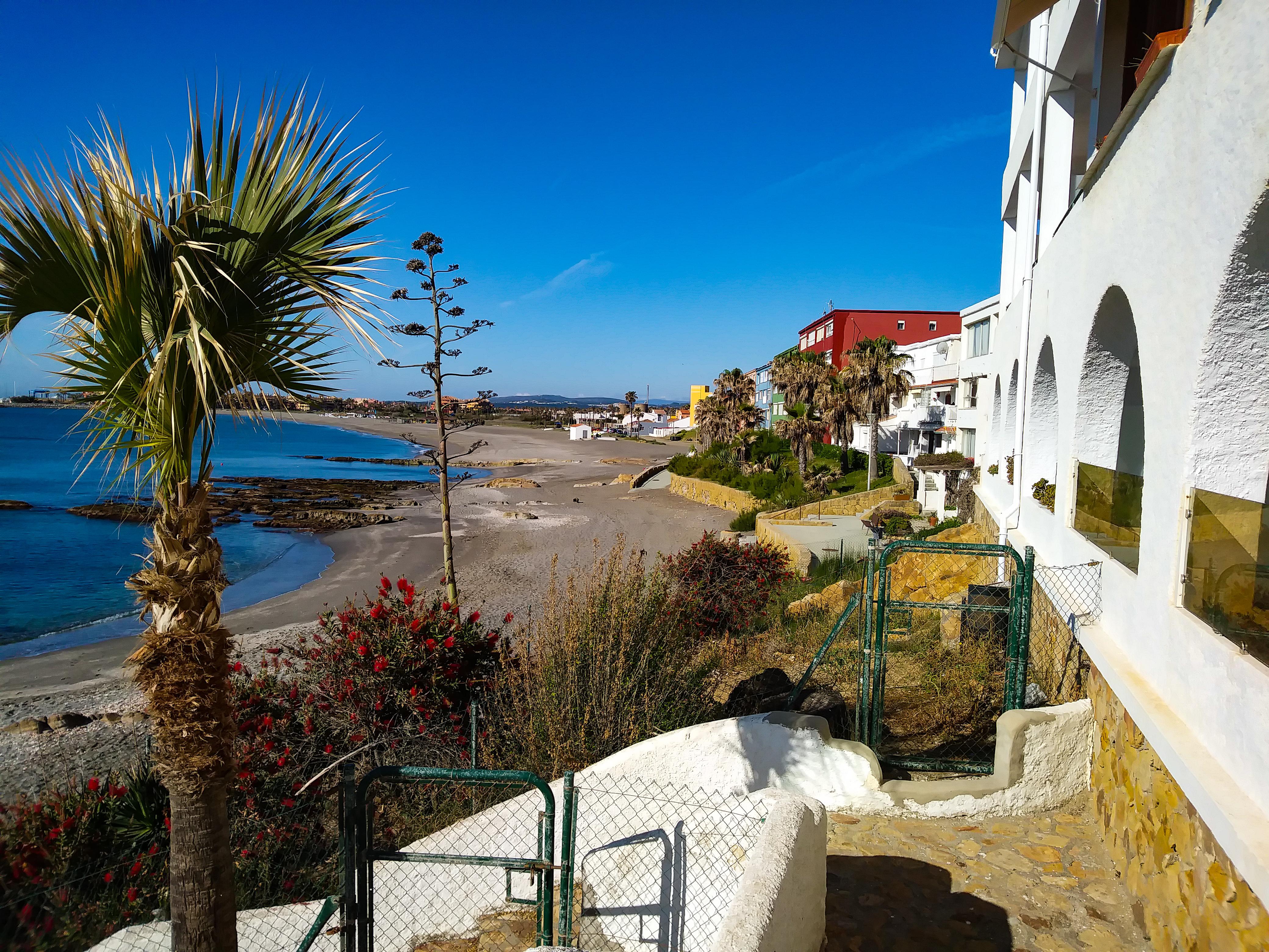 najpiękniejsze plaże w Andaluzji
