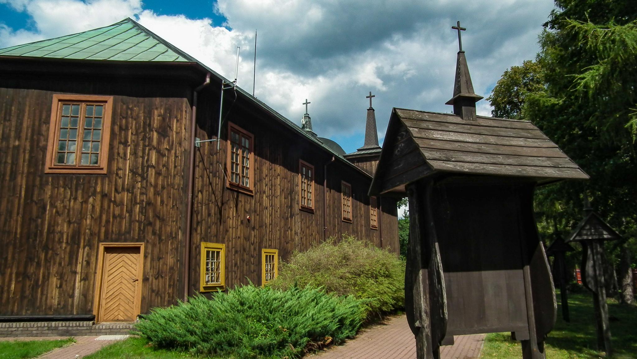 Kościół Wniebowzięcia Najświętszej Maryi Panny w Kampinosie