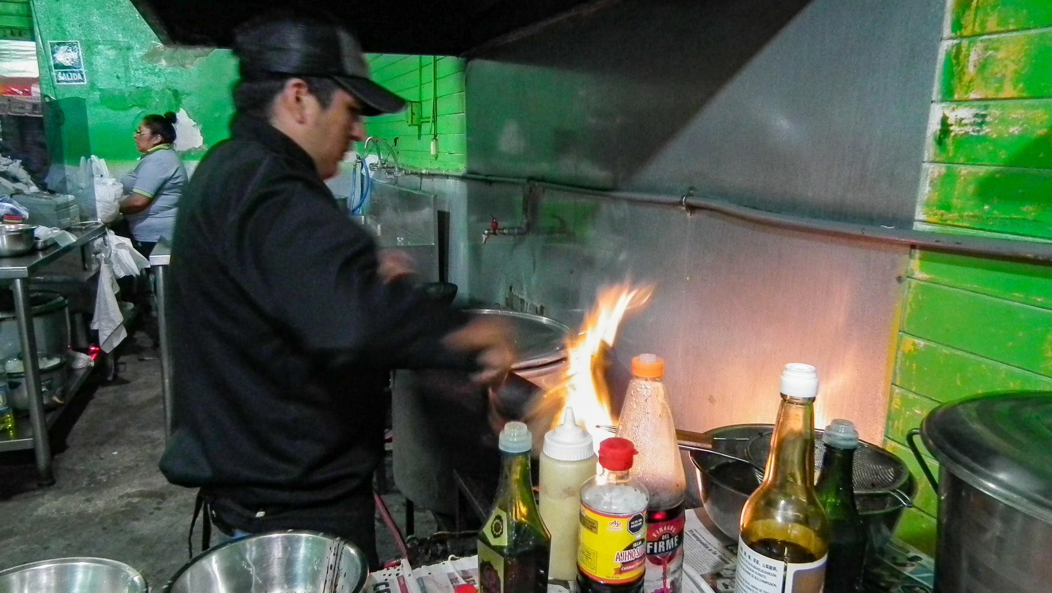 Restauracja Chifas