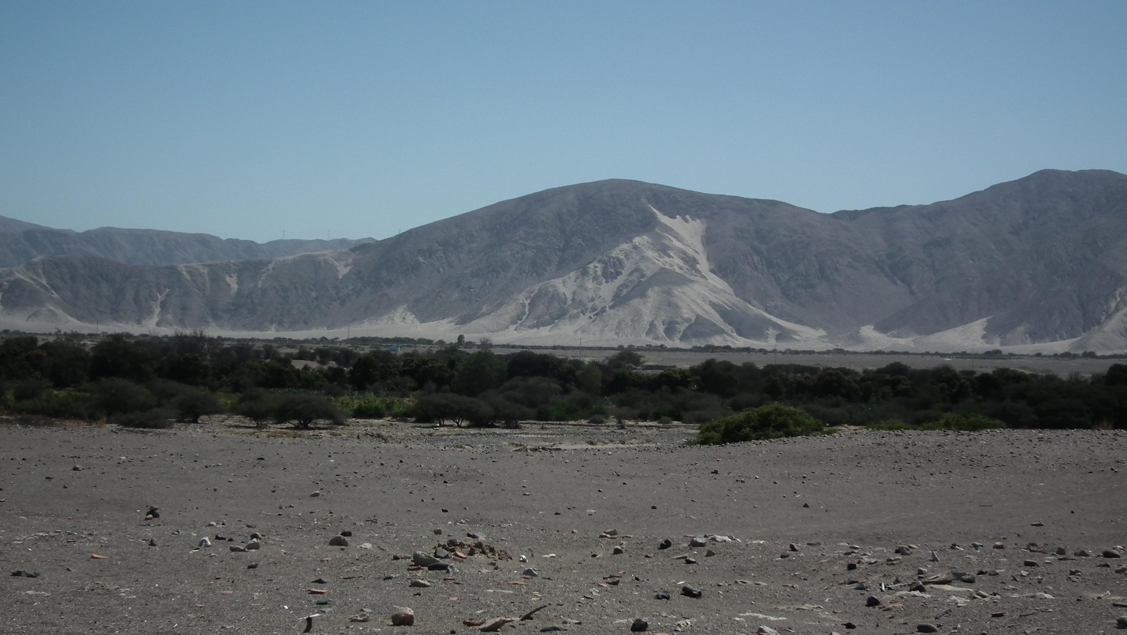 okolice Nazca