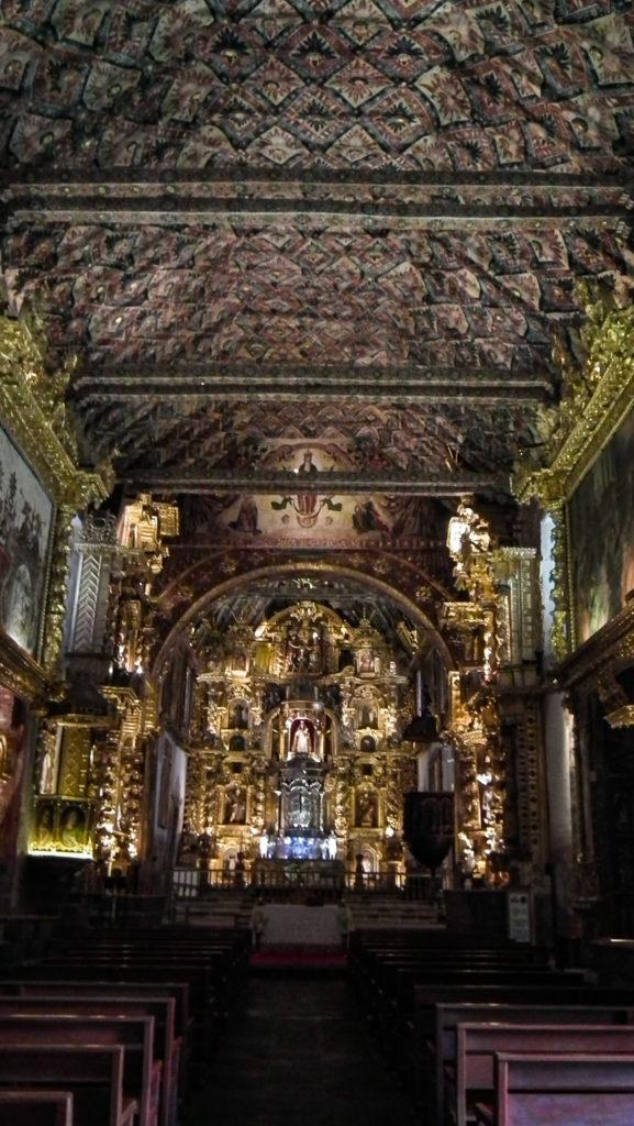 kościół San Pedro Apostol