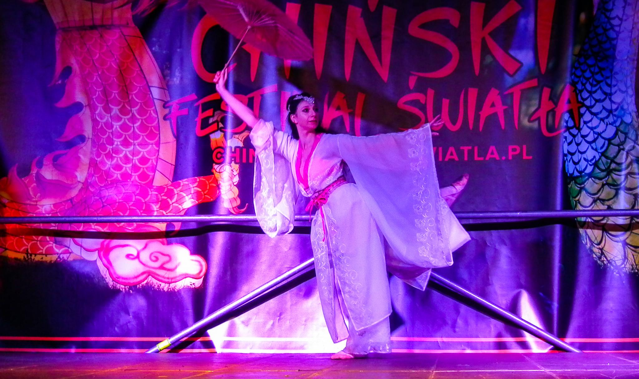 Chiński Festiwal Światła