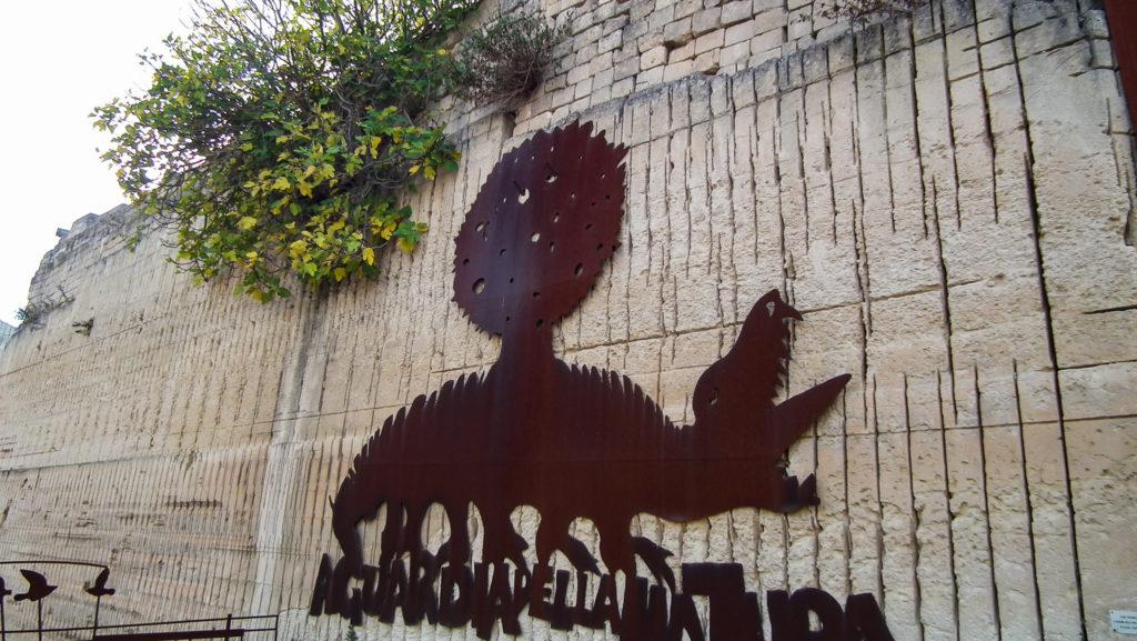 """Park Rzeźb """"La Palomba"""""""