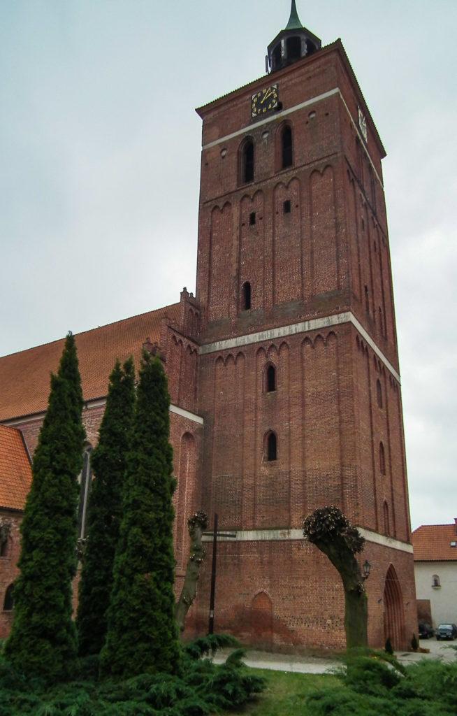 Kościół farny pw. św. Piotra i Pawła