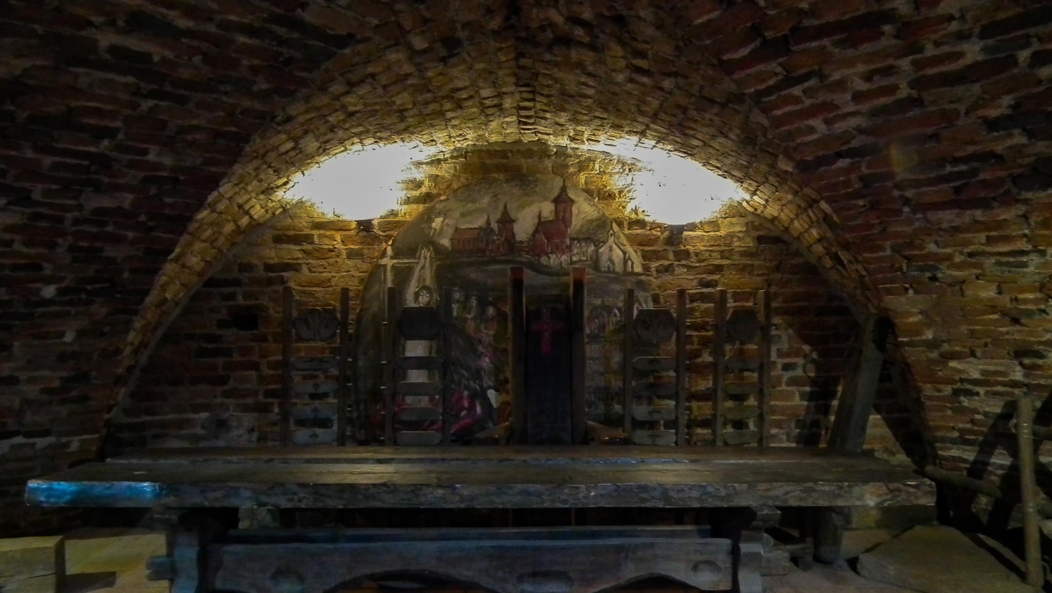 Reszel - zamek biskupów warmińskich