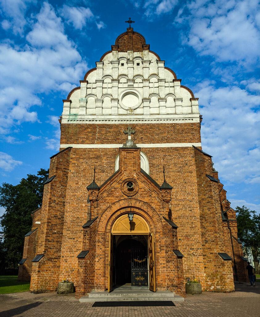 Kościół pw. św. Andrzeja Apostoła w Broku