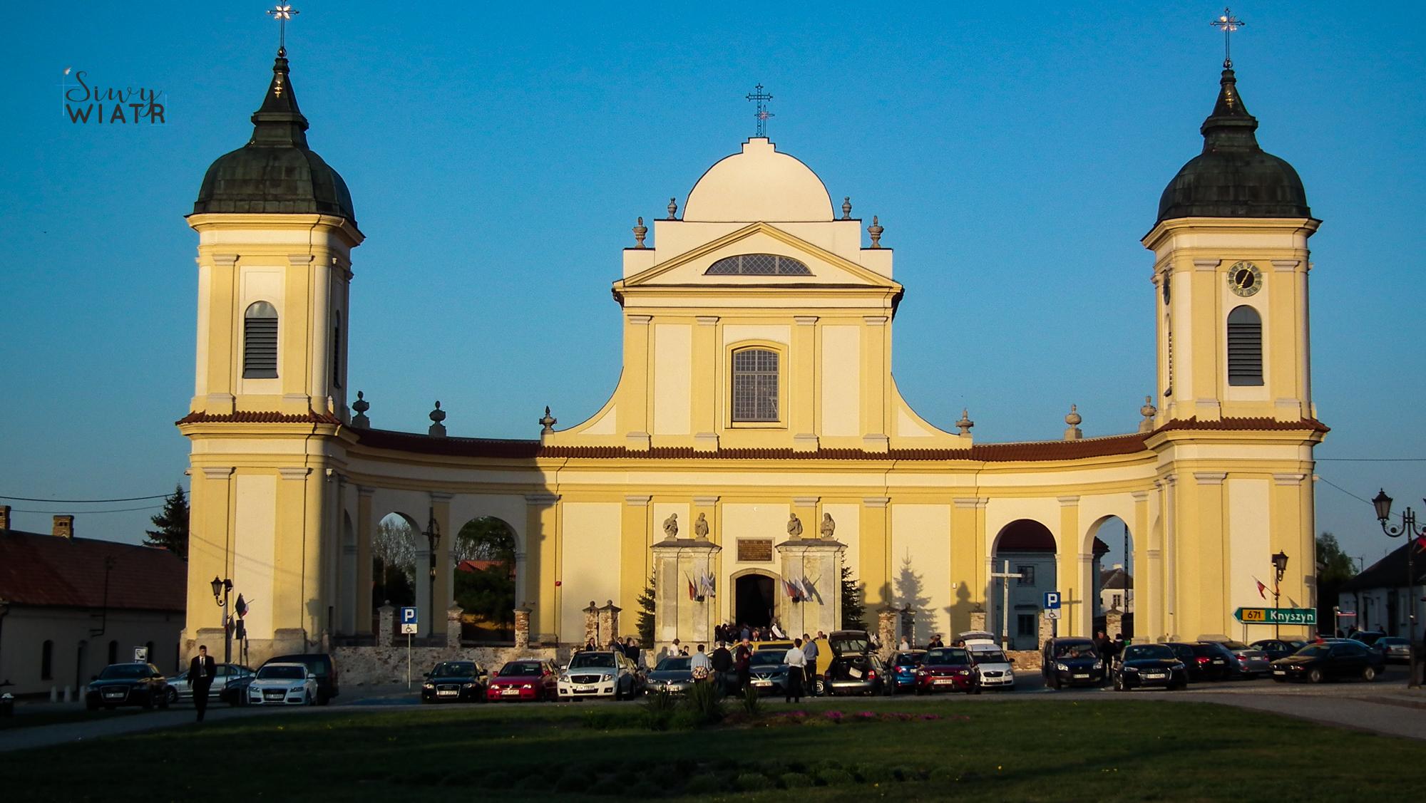 Kościół p.w. Trójcy Świętej w Tykocinie
