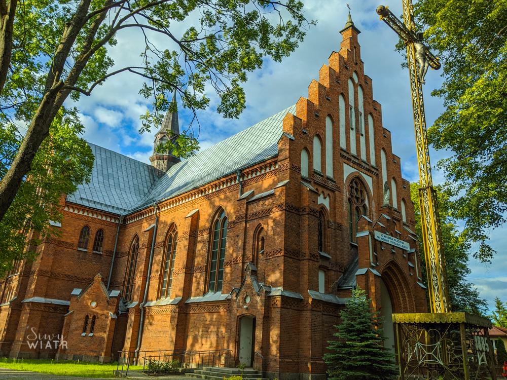 kościół w Kamieńczyku